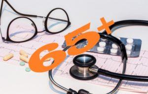 konsultacja lekarska dla pacjentów 65+